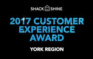 shack shine customer experience award