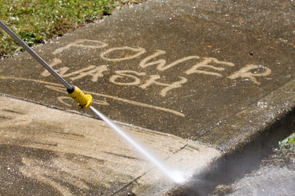 The Difference Between Power Washing vs Pressure Washing