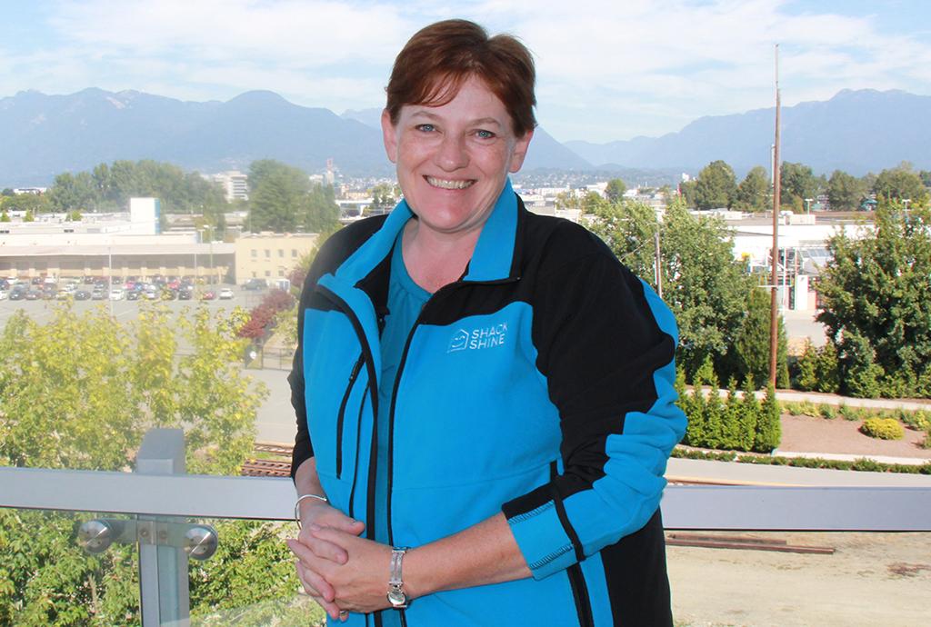 Yvonne de Boer, Shack Shine Franchise Partner in London, Ontario
